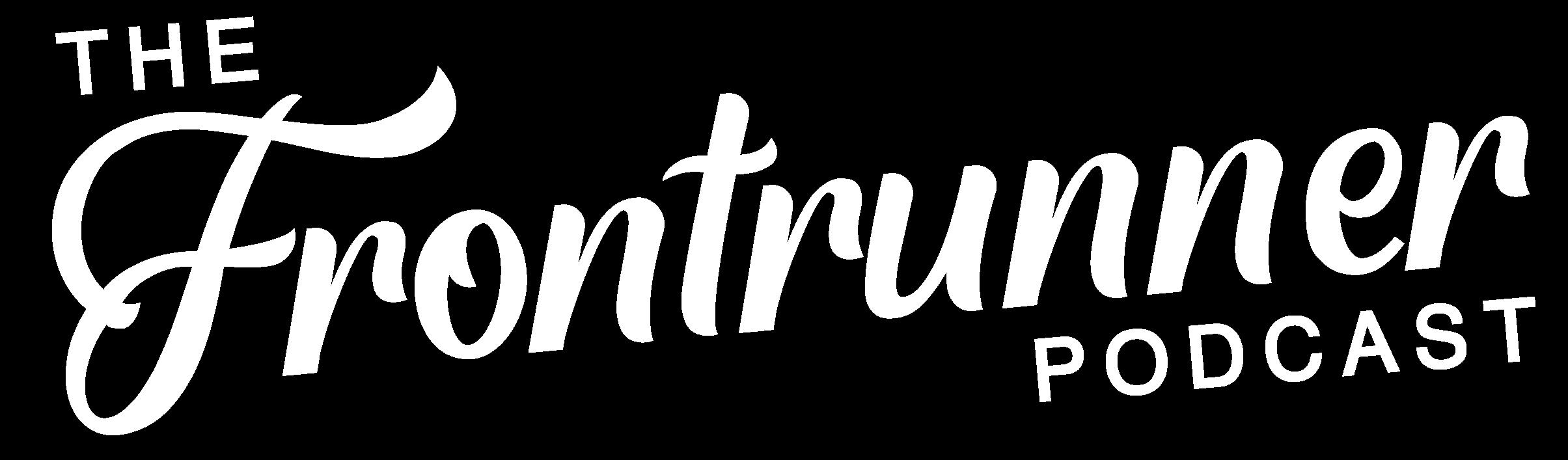 The Frontrunner Podcast